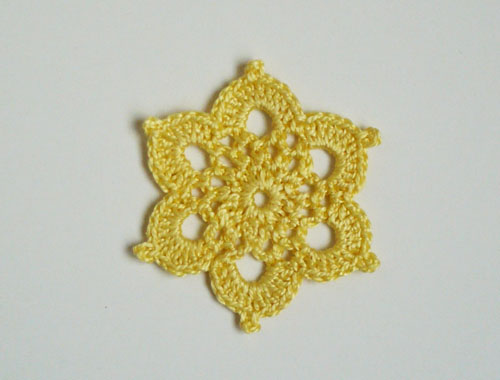 mini napperon étoile 2