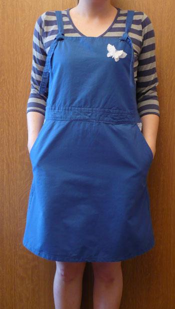 robe salopette couture japonaise