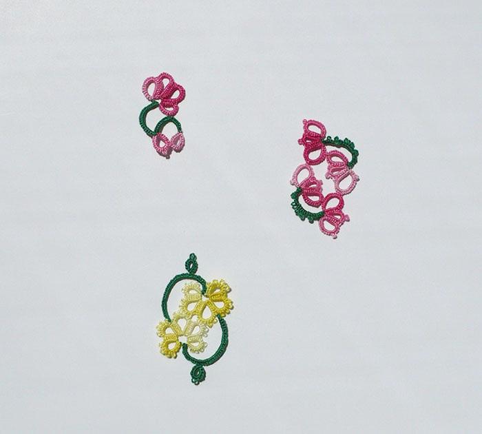 fleur frivolité 3