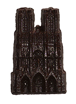 cathedrale de reims Chocolat p