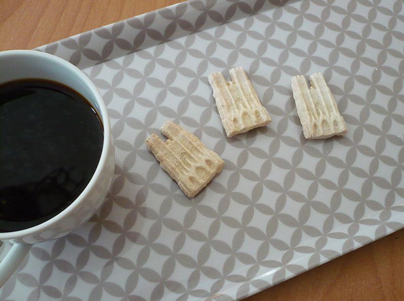 springerles cathédrale de Reims biscuit