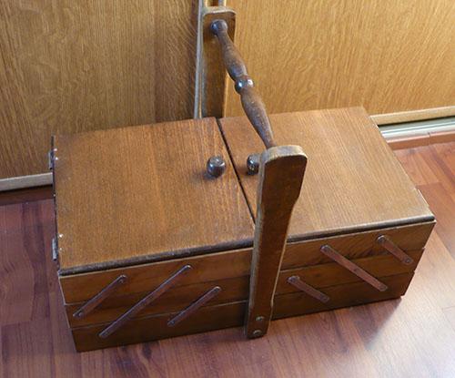 meuble couturière récup2