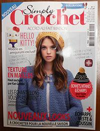 simply crochet français
