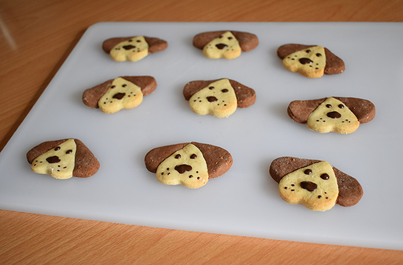 biscuits chiens emporte pièce coeur