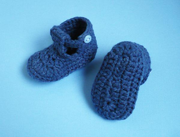 sandales bébé crochet4