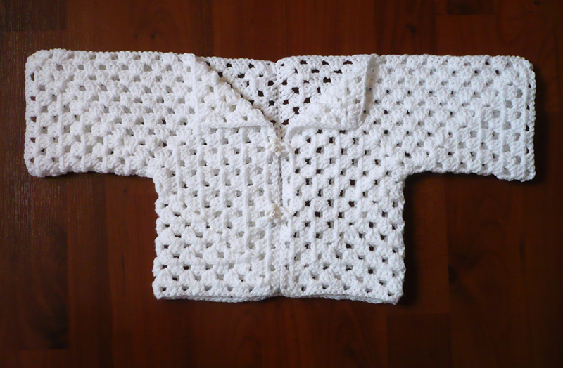 shrug crochet blanc3